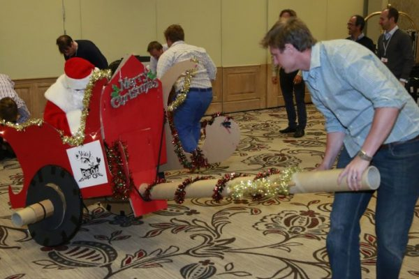 Flat Out Sleigh Ride- Innovation & Invention