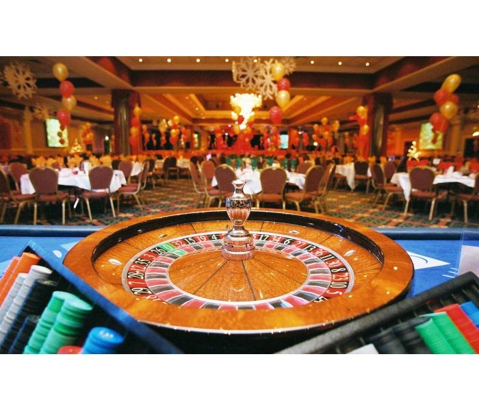 Casino Roulette Board