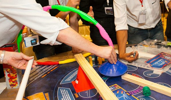 Chain Reaction TableTop- Innovation & Invention