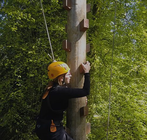 Reaching new heights in our leadership experiences