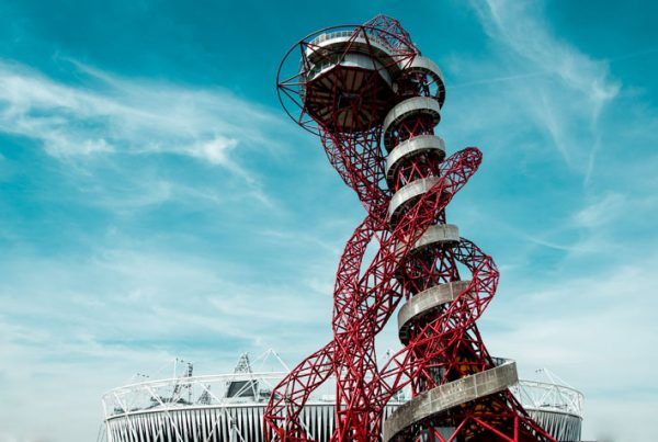 The Orbit and Olympic Stadium, bespoke locations in the UK.