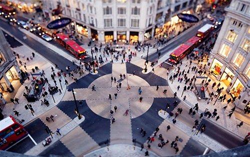 Go Team Icons of London- Interactive Treasure Trails- Orangeworks