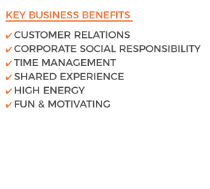 Hole in One Key Business Benefits