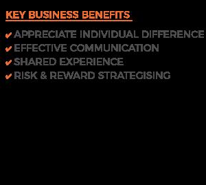 Quickfire Key Business Benefits