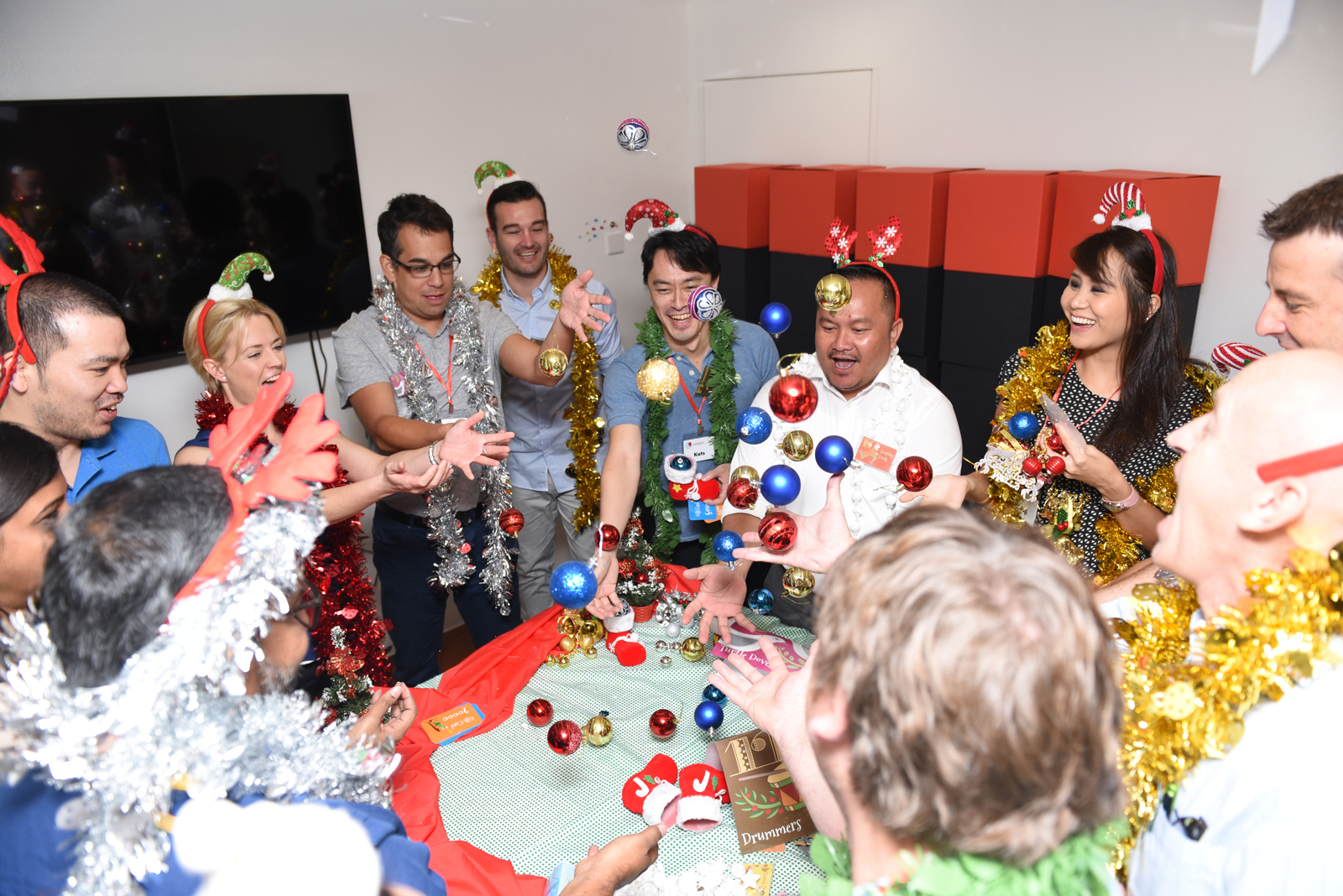 Why Christmas Parties Are Essential for Employee Engagement