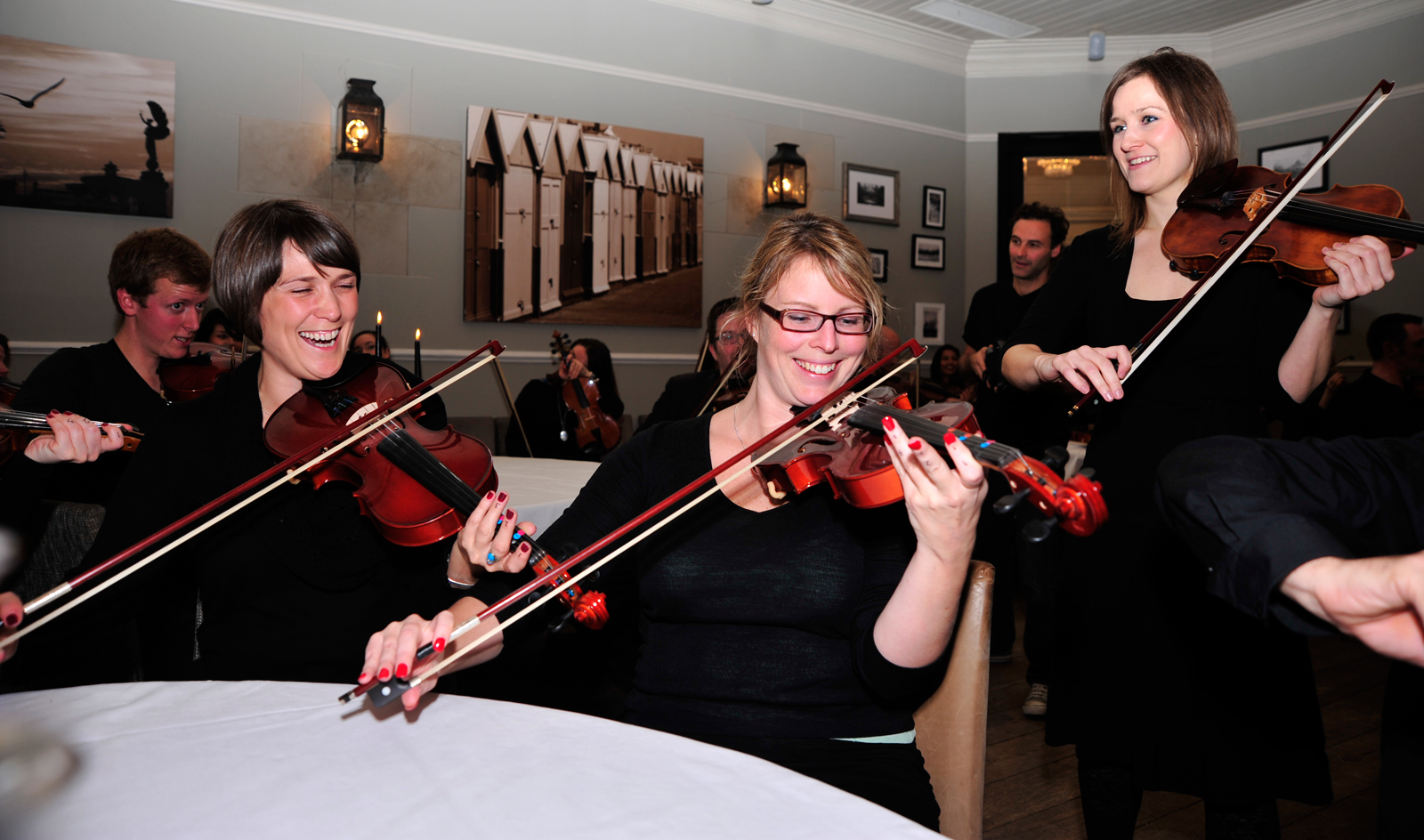 How Musical Team Building Can Help Boost Team Performance