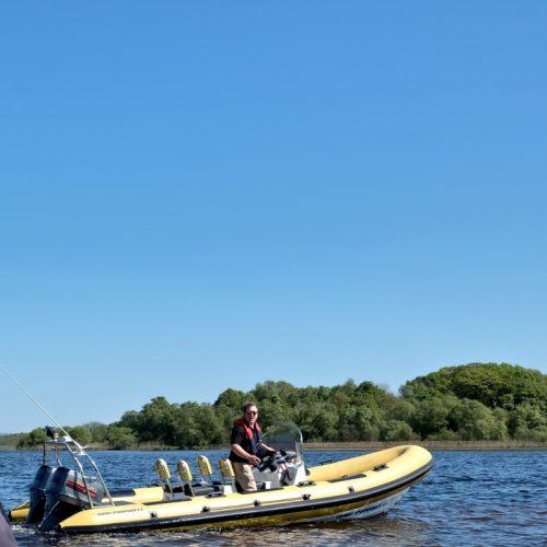 Orangeworks Bespoke Adventures Rib Boat