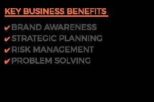 Team Torque Key Business Benefits