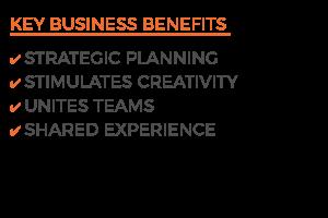 Travel Show Key Business Benefits