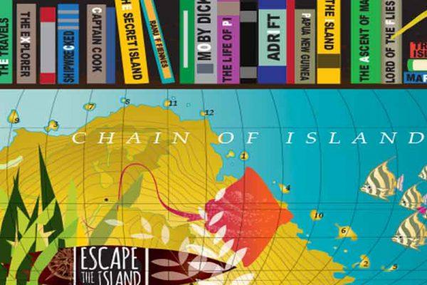 Escape the Island iPad Escape Game