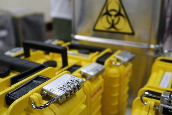 Outbreak Escape the Virus locked cases