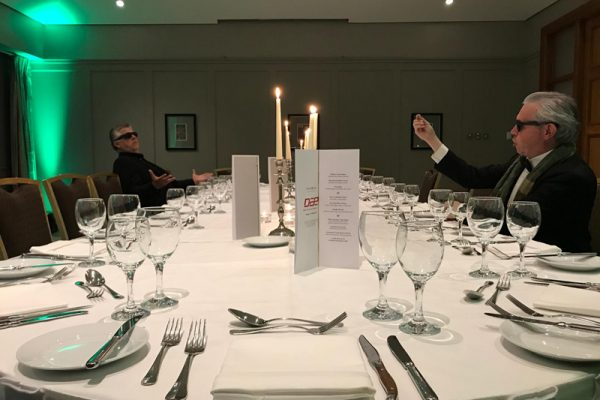 Murder Mystery dinner party team building experience