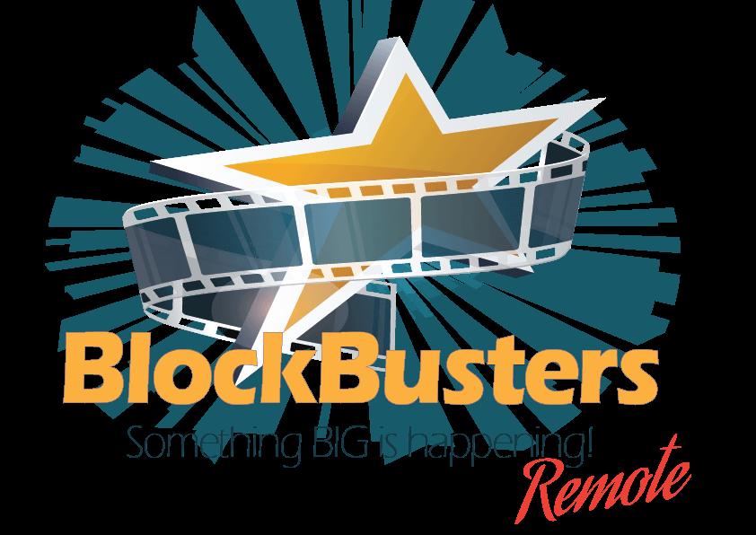 Blockbusters On Location logo