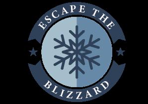 Escape the Blizzard Logo